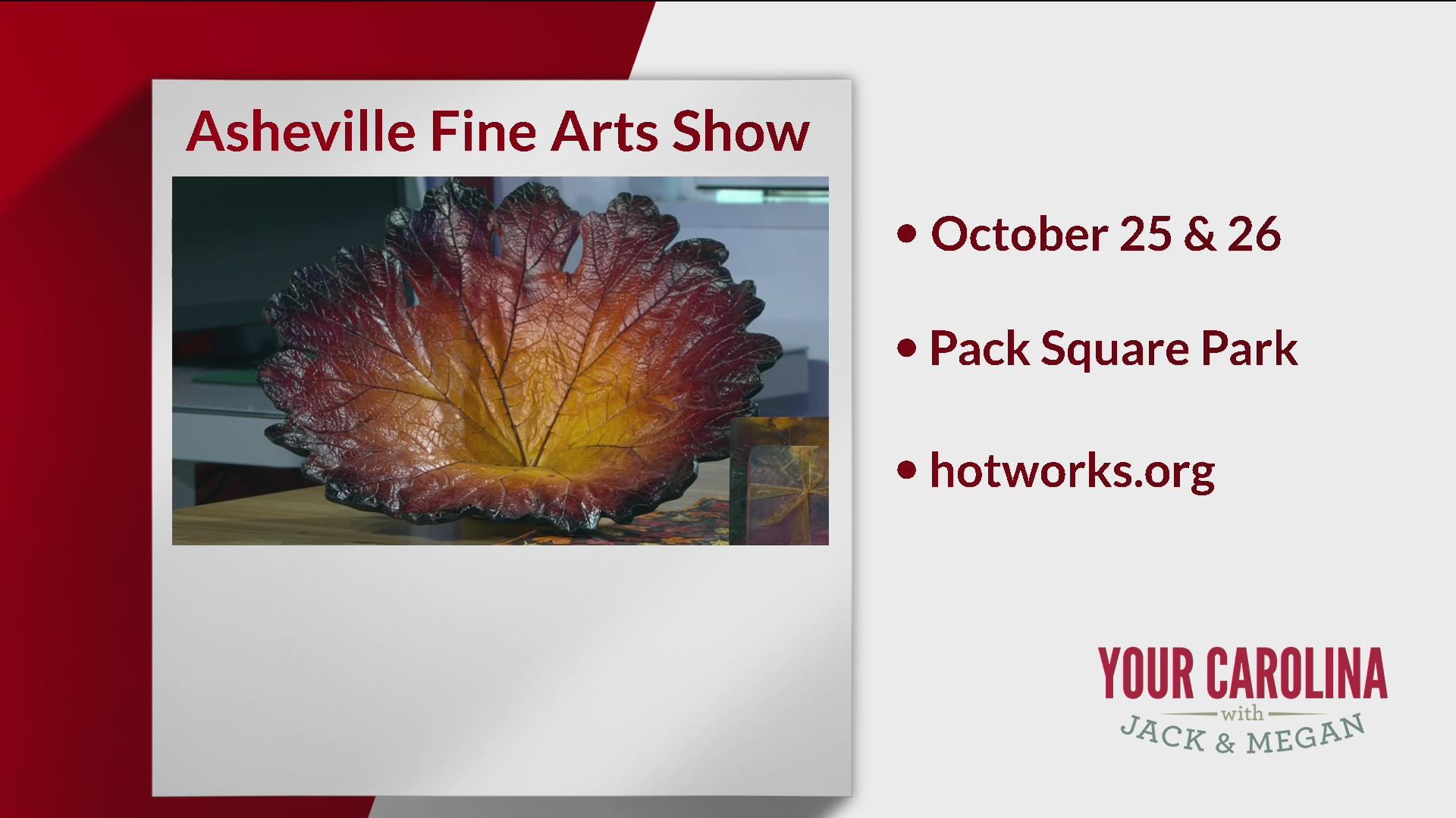 The 4th Annual Asheville Fine Arts Show