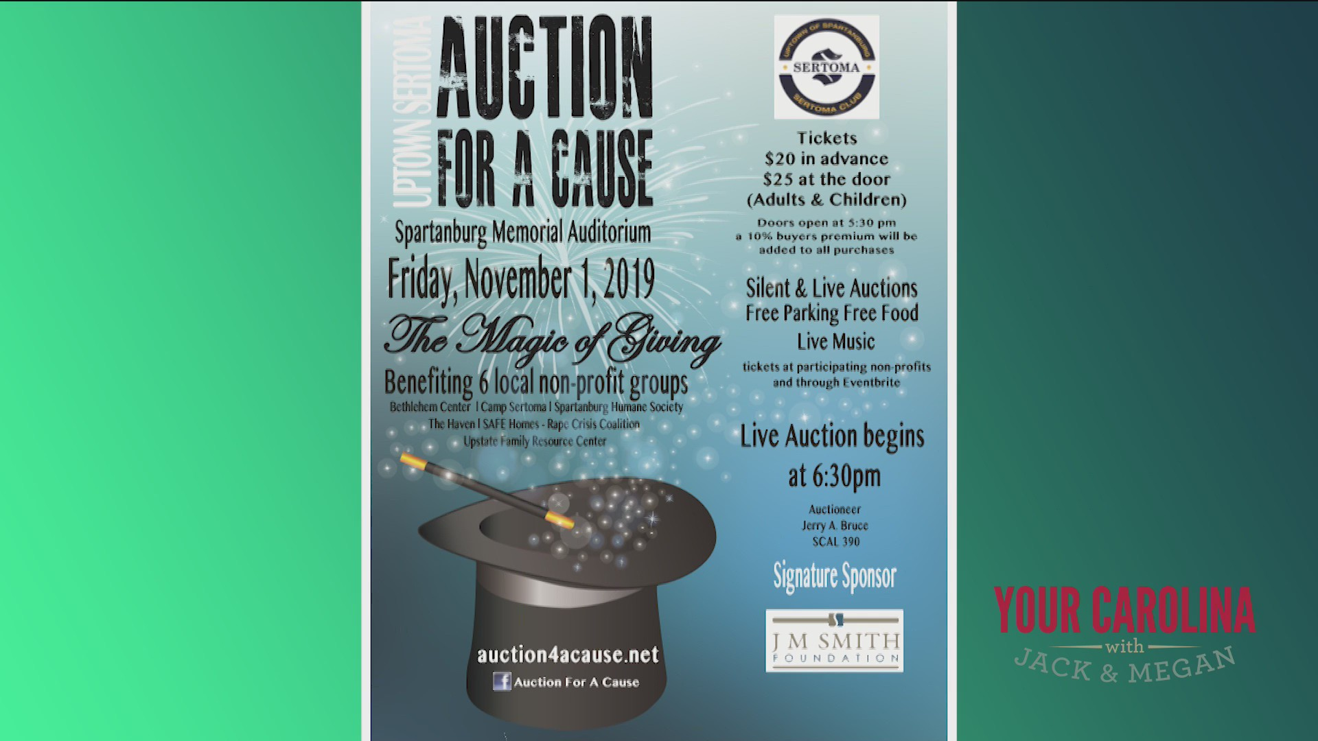 Auction for a Cause 2019