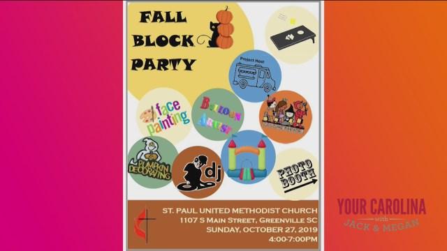 Halloween Church St Block Party On October 27, 2020 Fall Block Party at Saint Paul United Methodist Church