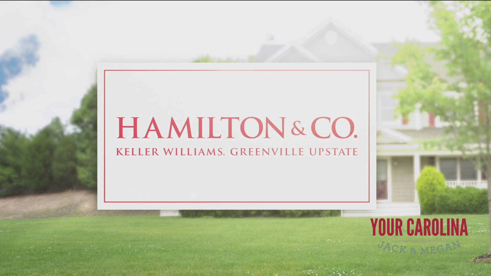 Are you looking for a new home? Our friend Dan Hamilton from Dan Hamilton & Company at Keller Williams has some ideas for you. Let's take a look.