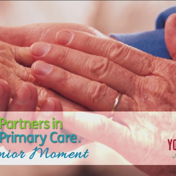 A Senior Moment - Preventive Screenings