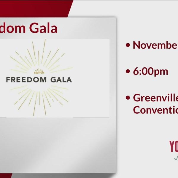 SWITCH's Fourth Annual Freedom Gala