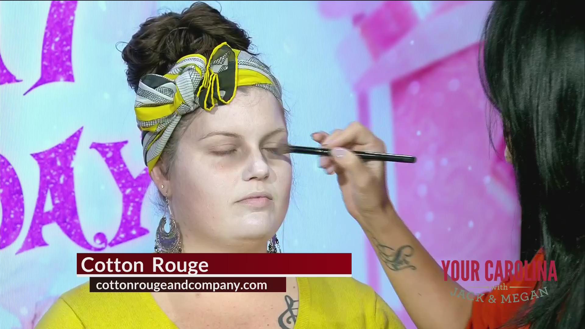 Work It Wednesday - Quick Halloween Makeup DIY