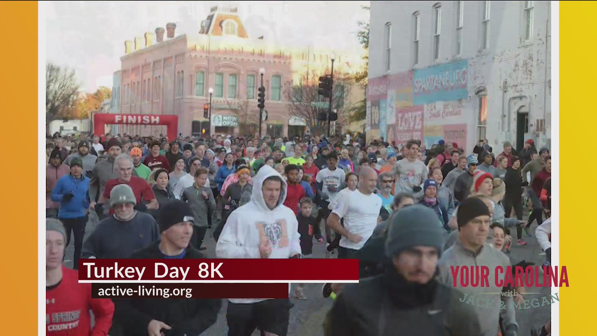 15th Annual Turkey Day 8K