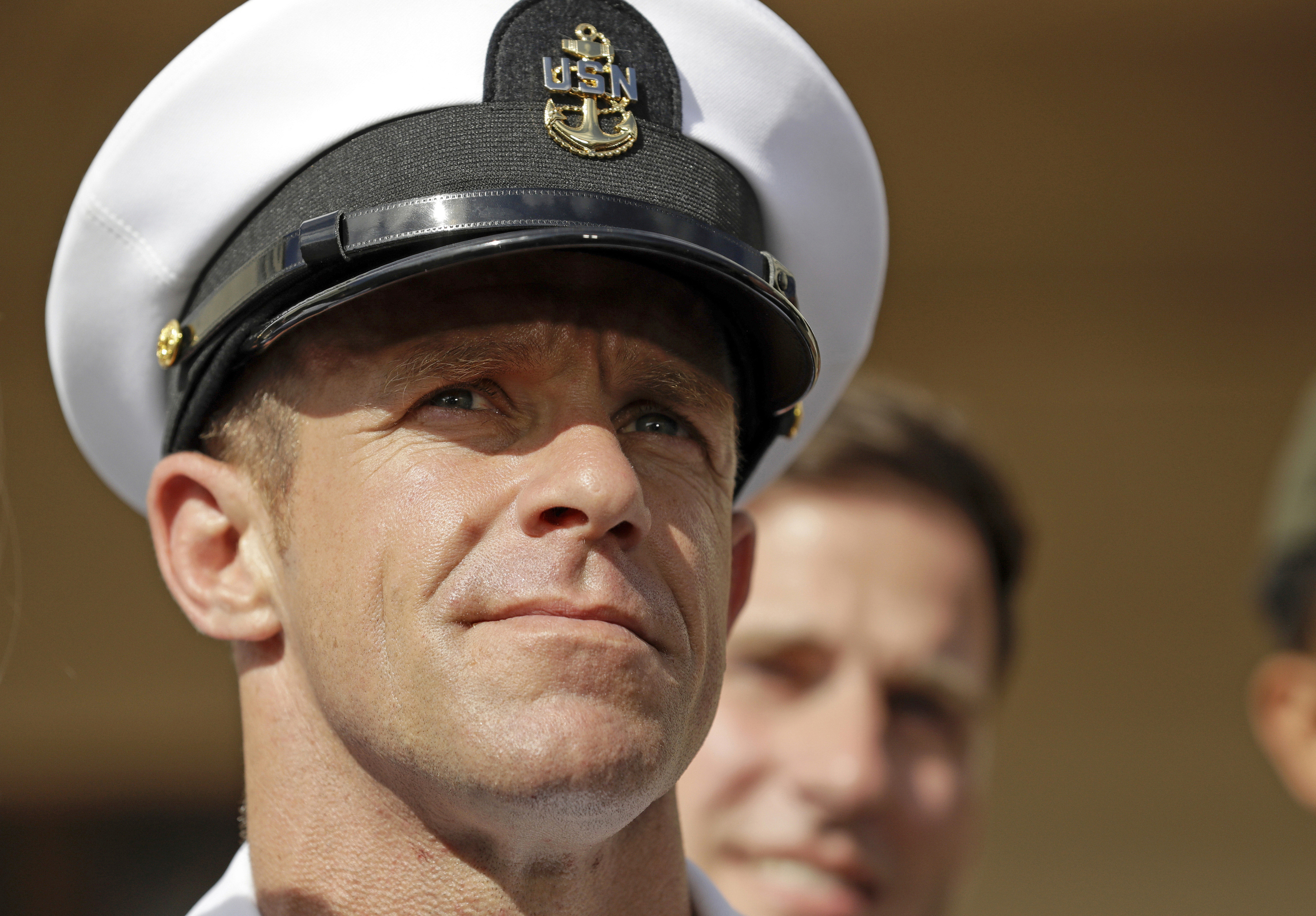 Navy Cancels Review For Seals After Firing Of Navy Secretary