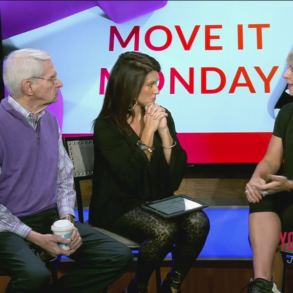 Move It Monday - Ashley Bickerstaff Tells Her Story