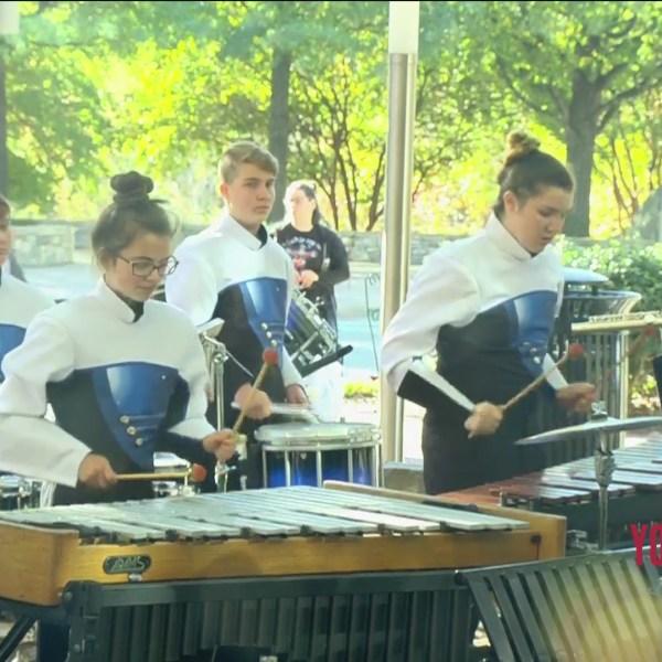 Marching Band Friday - Polk County High School Band