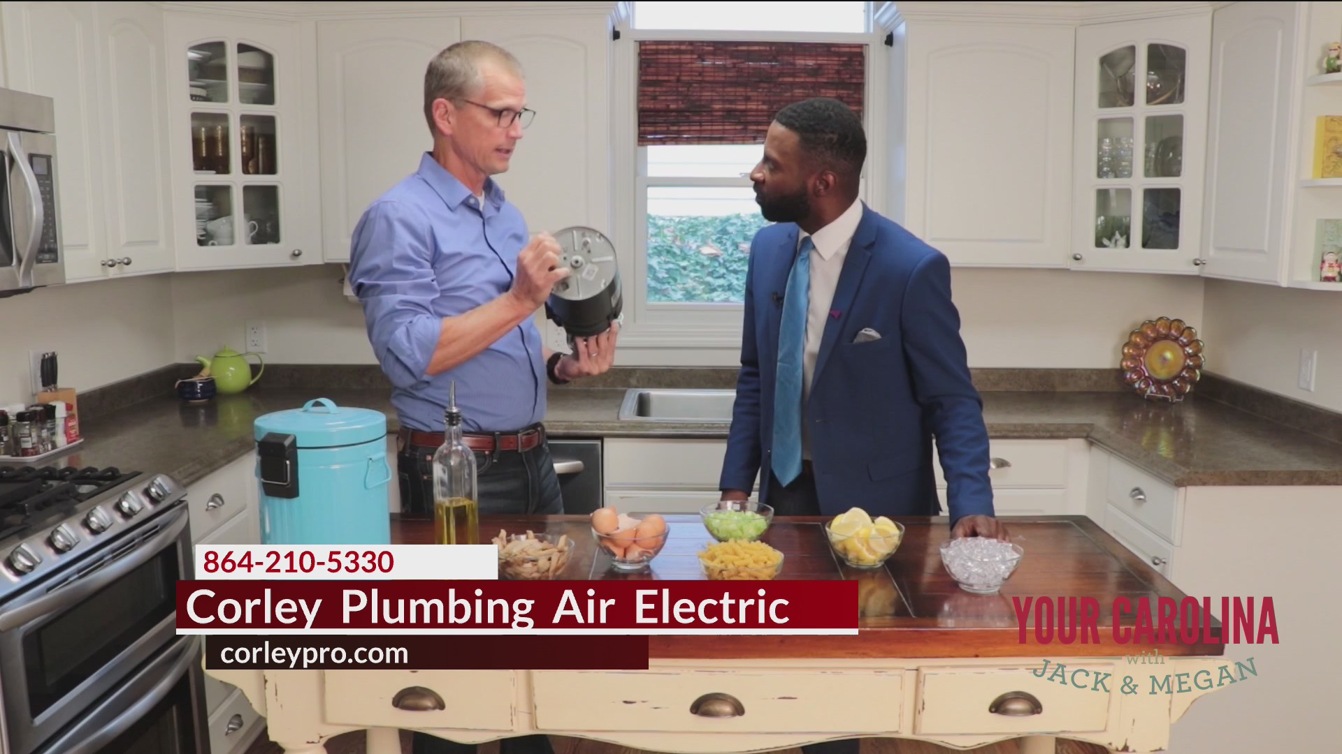Corley Plumbing Air Electric - Thanksgiving Drain Tips