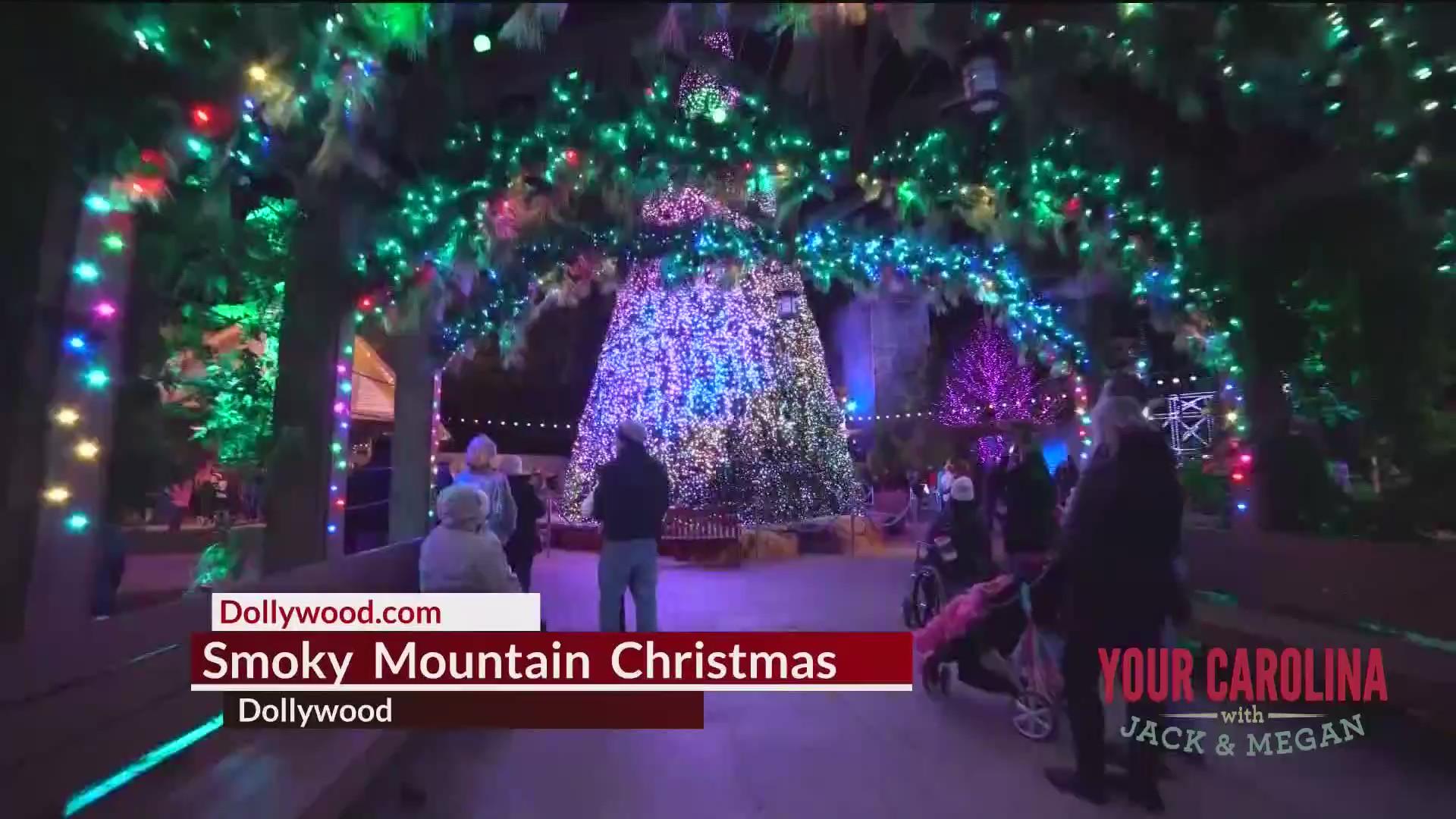 Smoky Mountain Christmas at Dollywood