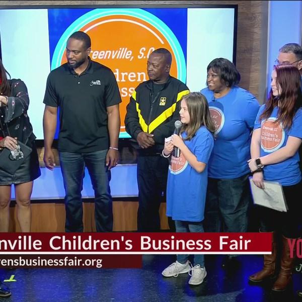 Greenville Children's Business Fair