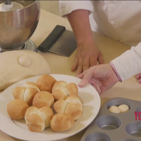 Chef's Kitchen - Perfect Rolls