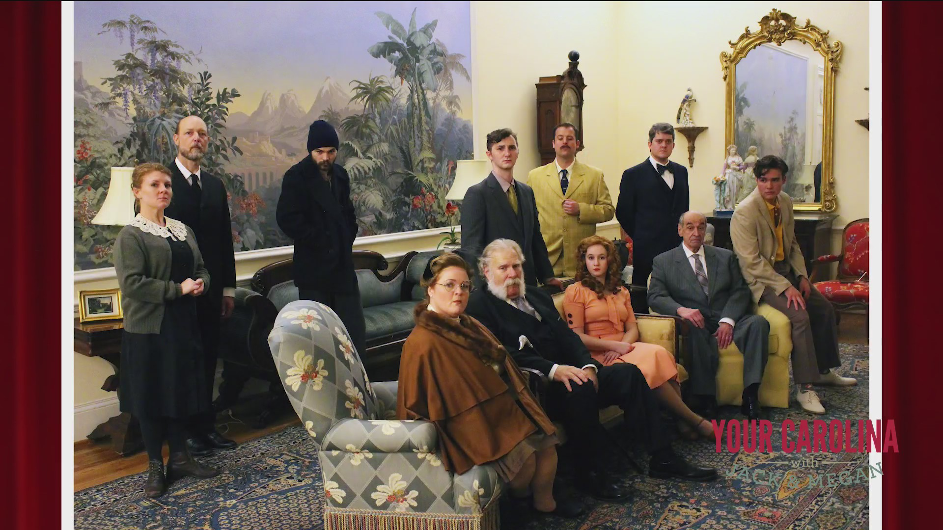 Spartanburg Little Theatre Presents: Agatha Christie's And Then There Were None