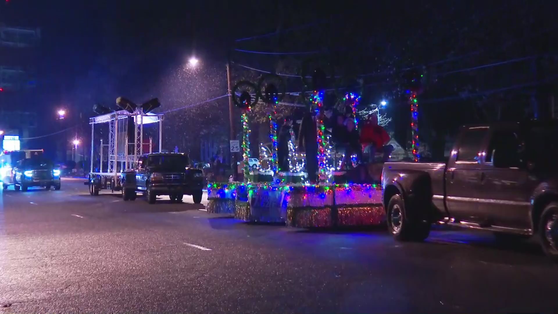 WATCH: The 2019 Spartanburg Christmas Parade