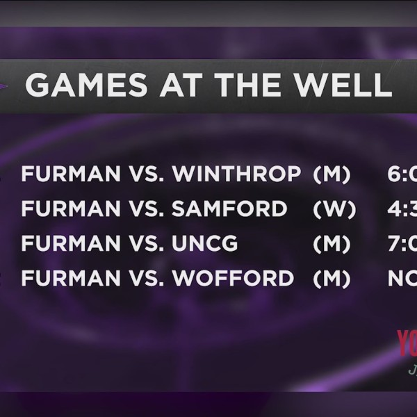 Furman Basketball Weekends At The Well