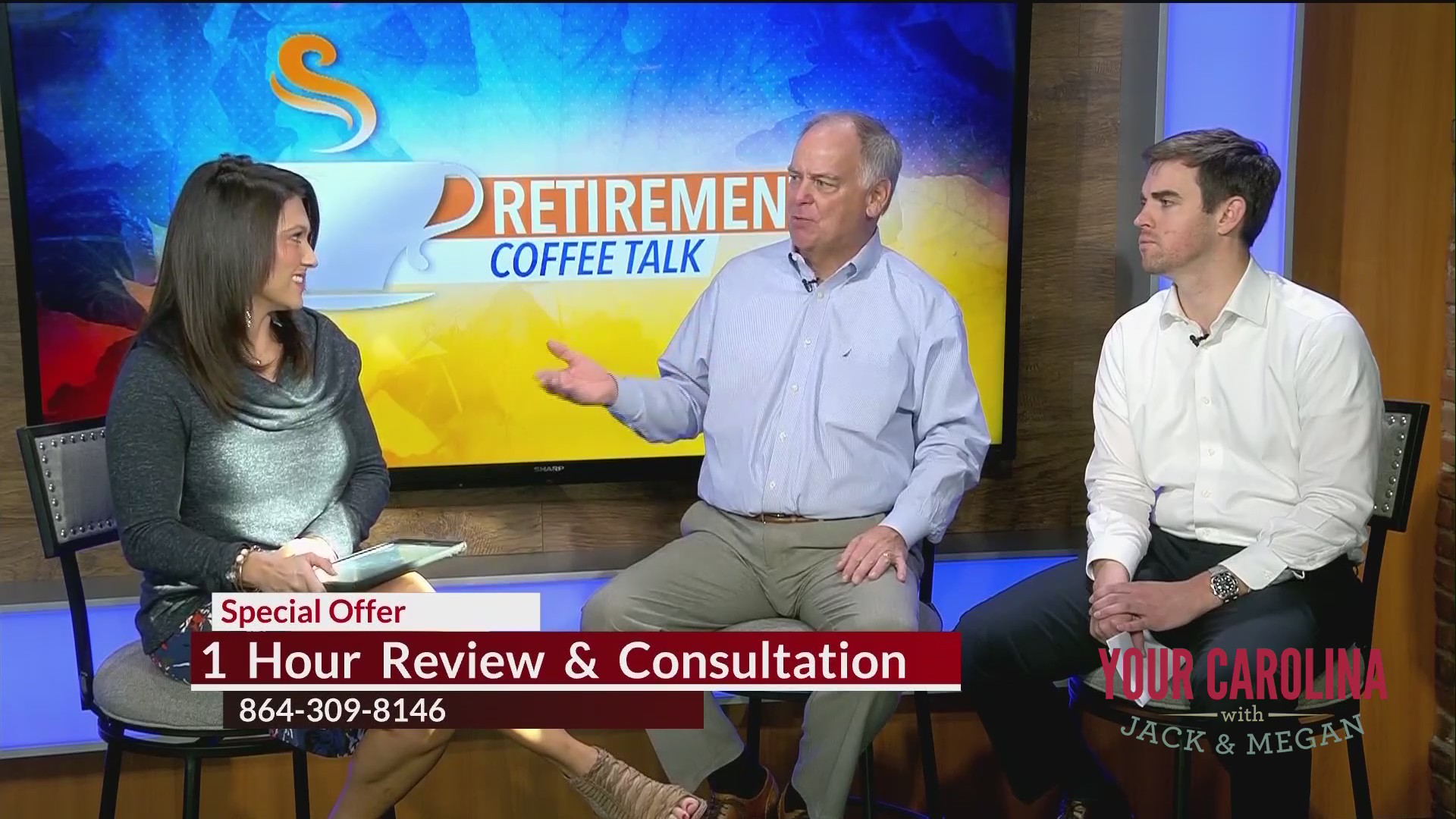 Retirement Coffee Talk - Taking Inventory Of Your Retirement Portfolio