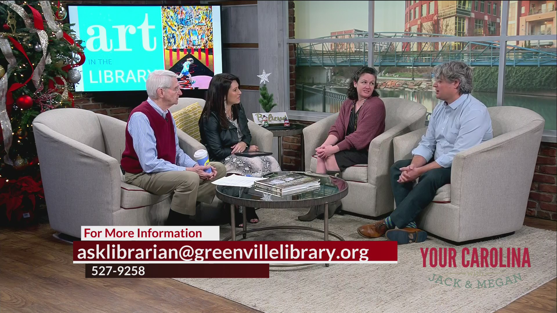 Art in the Library Exhibit & Call for Local Artists