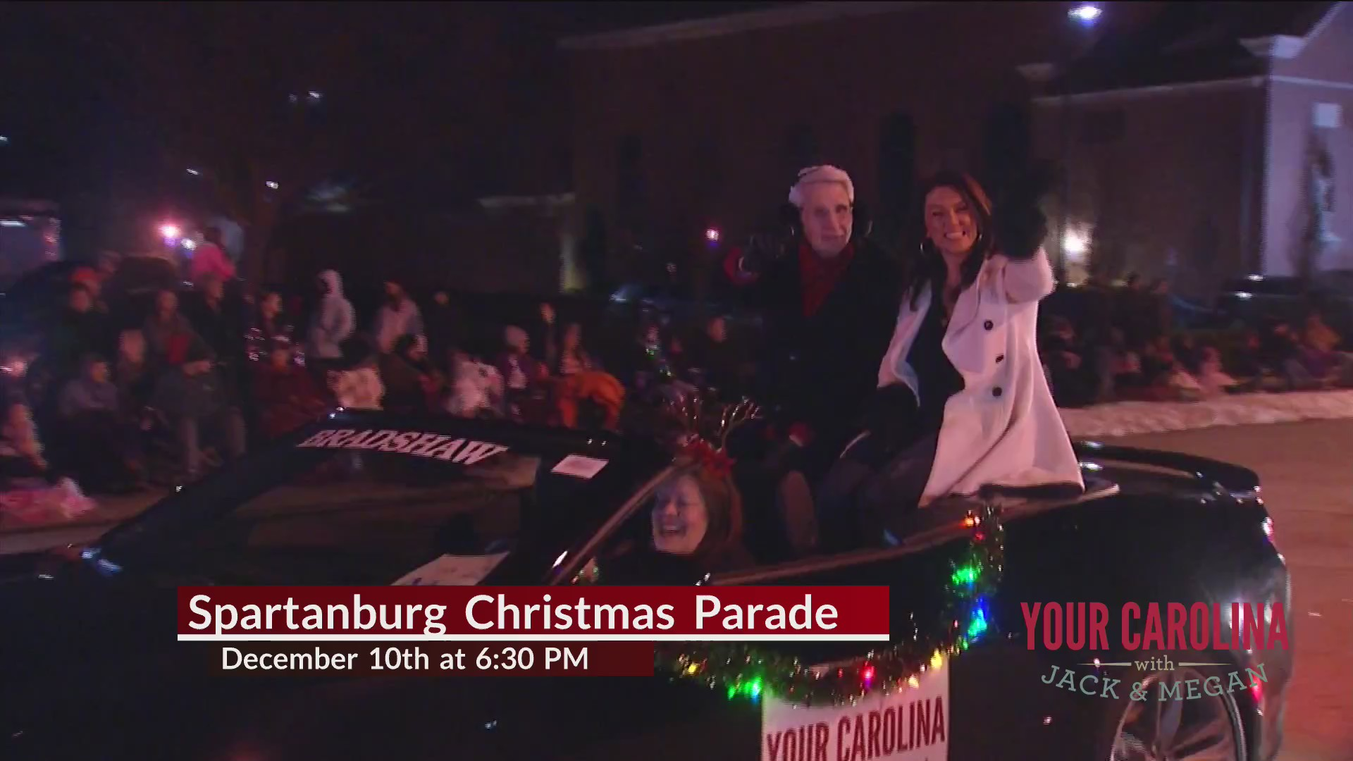 2019 Spartanburg Christmas Parade
