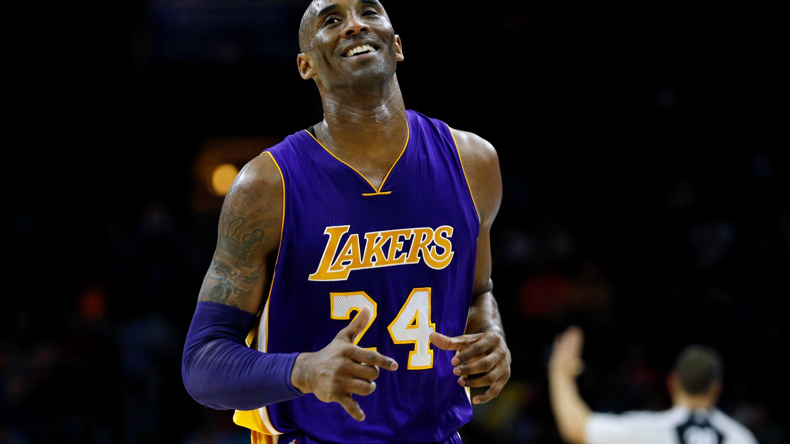 Retired Nba Star Kobe Bryant Dies In Southern California