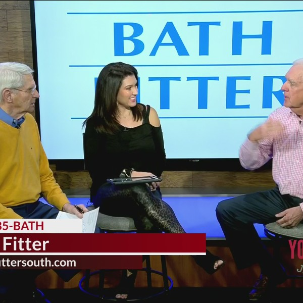 Caring for the Carolinas - Bath Fitter