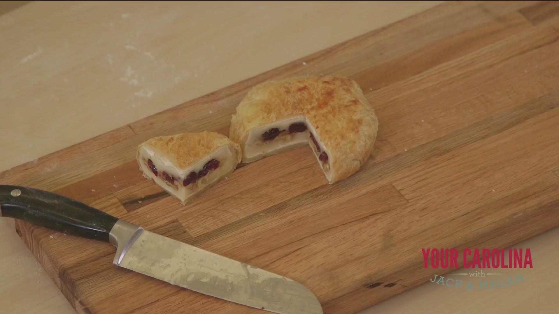 Chef's Kitchen - Brie En Croutè