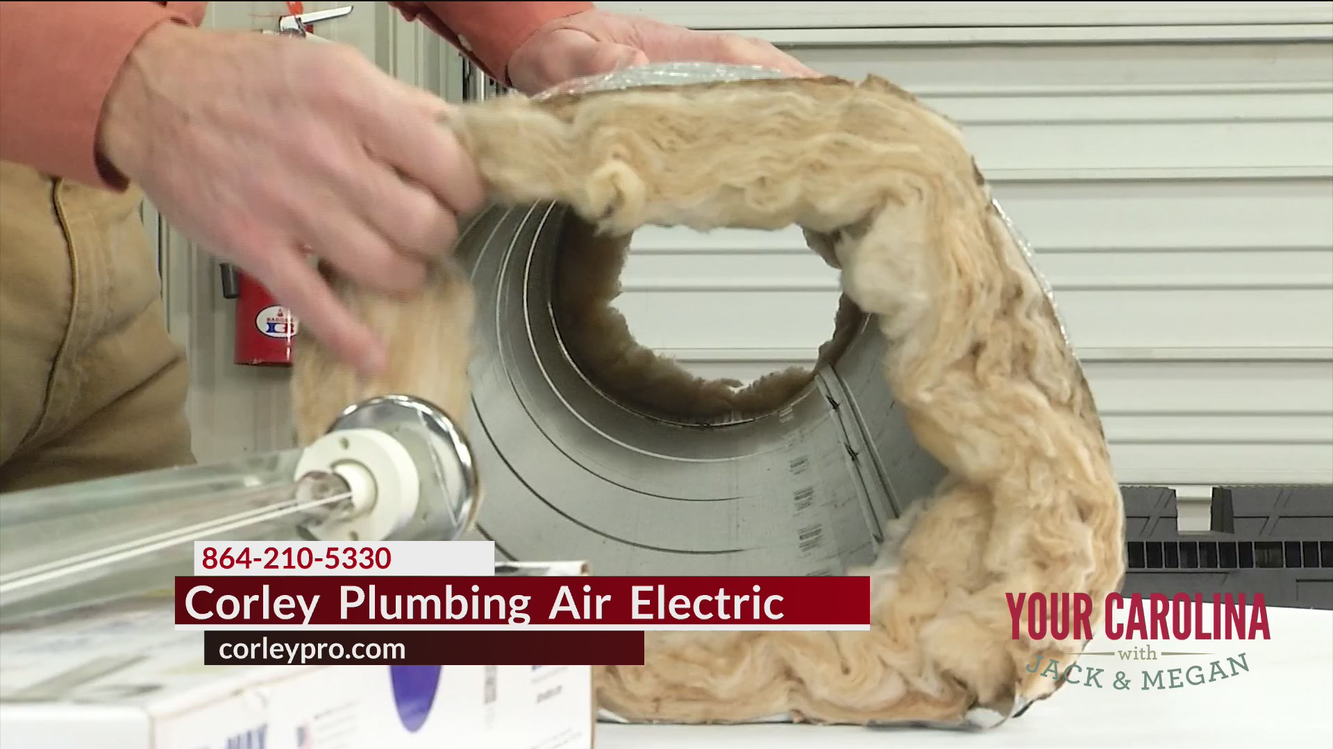 Corley Plumbing Air Electric - Clean Air In Your Home
