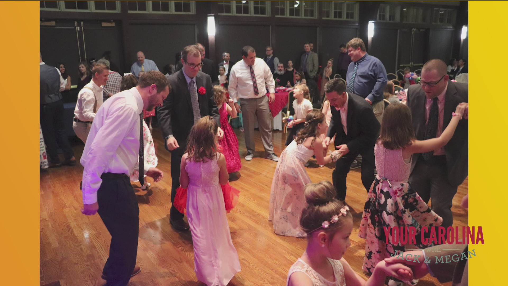 Cleveland Parks Daddy Daughter Dance 2020