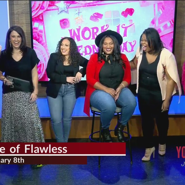 Work It Wednesday - House of Flawless Has Some Big News!