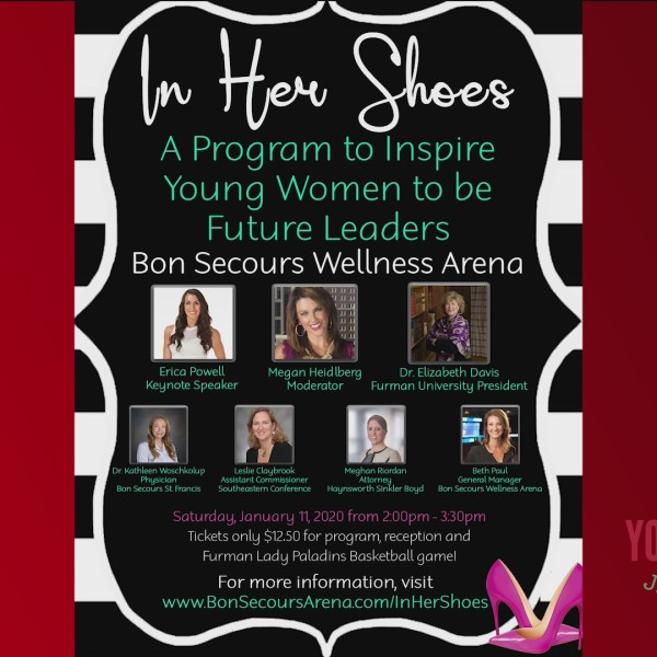In Her Shoes: A Program To Inspire Young Women To Be Future Leaders