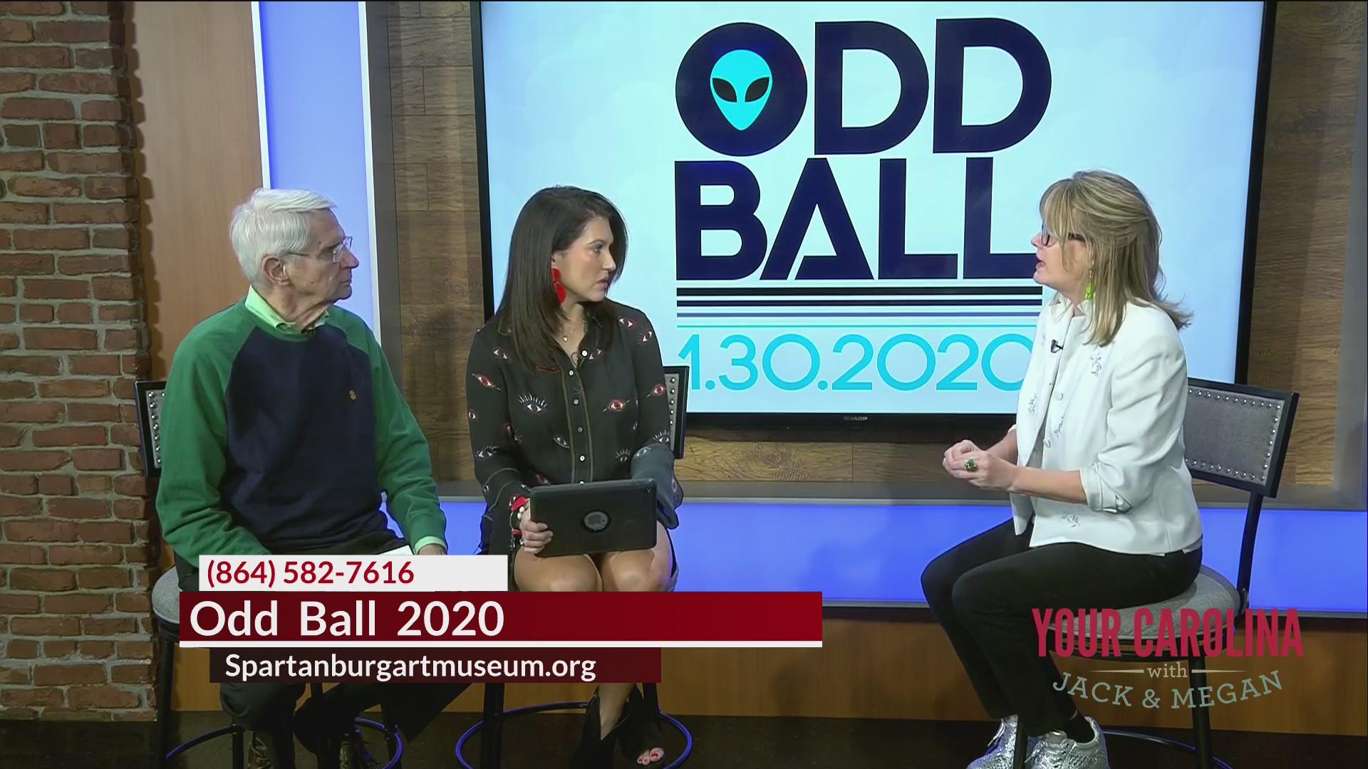 Odd Ball 2020