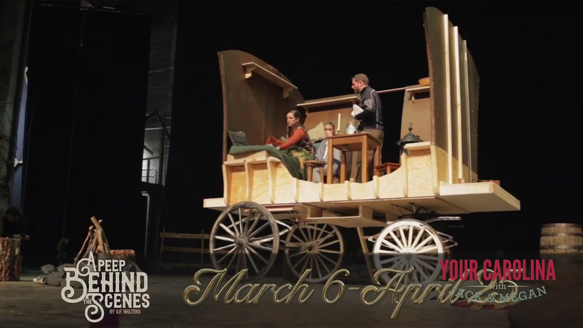 Logos Theatre Presents: A Peep Behind the Scenes