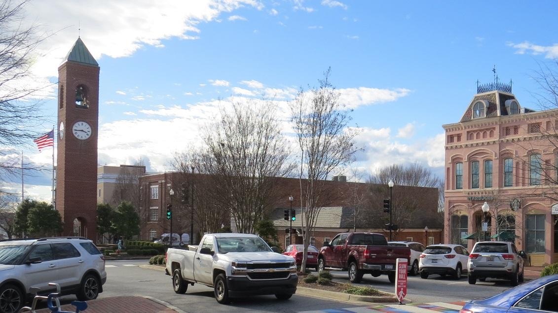 Spartanburg Downtown