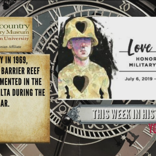 This Week In History - Operation Barrier Reef