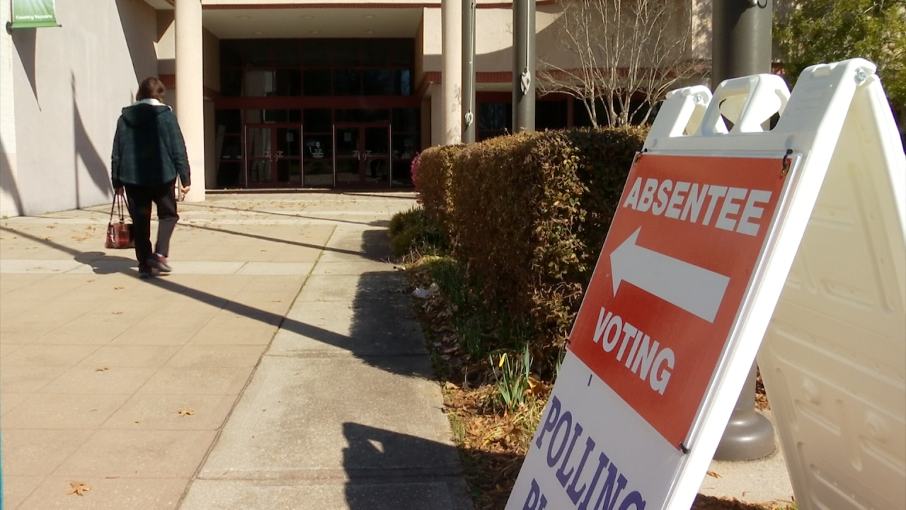 Greenville Co. missing absentee ballots due to mail-out issue