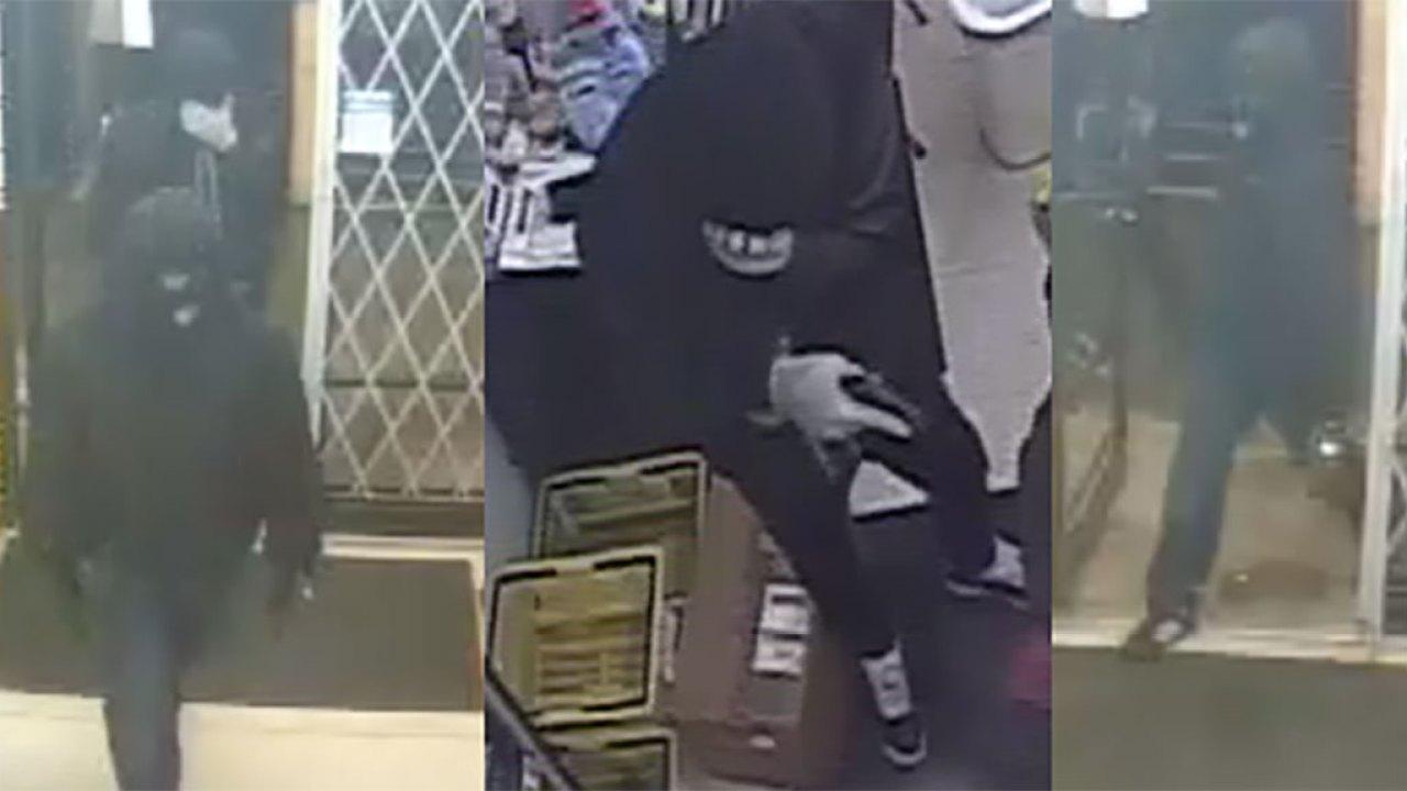 Help deputies ID Dollar General armed robbery suspects