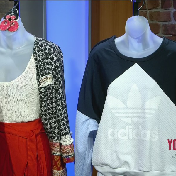 Fashion Trend Tuesday - How Your Current Wardrobe Can Move Into Spring