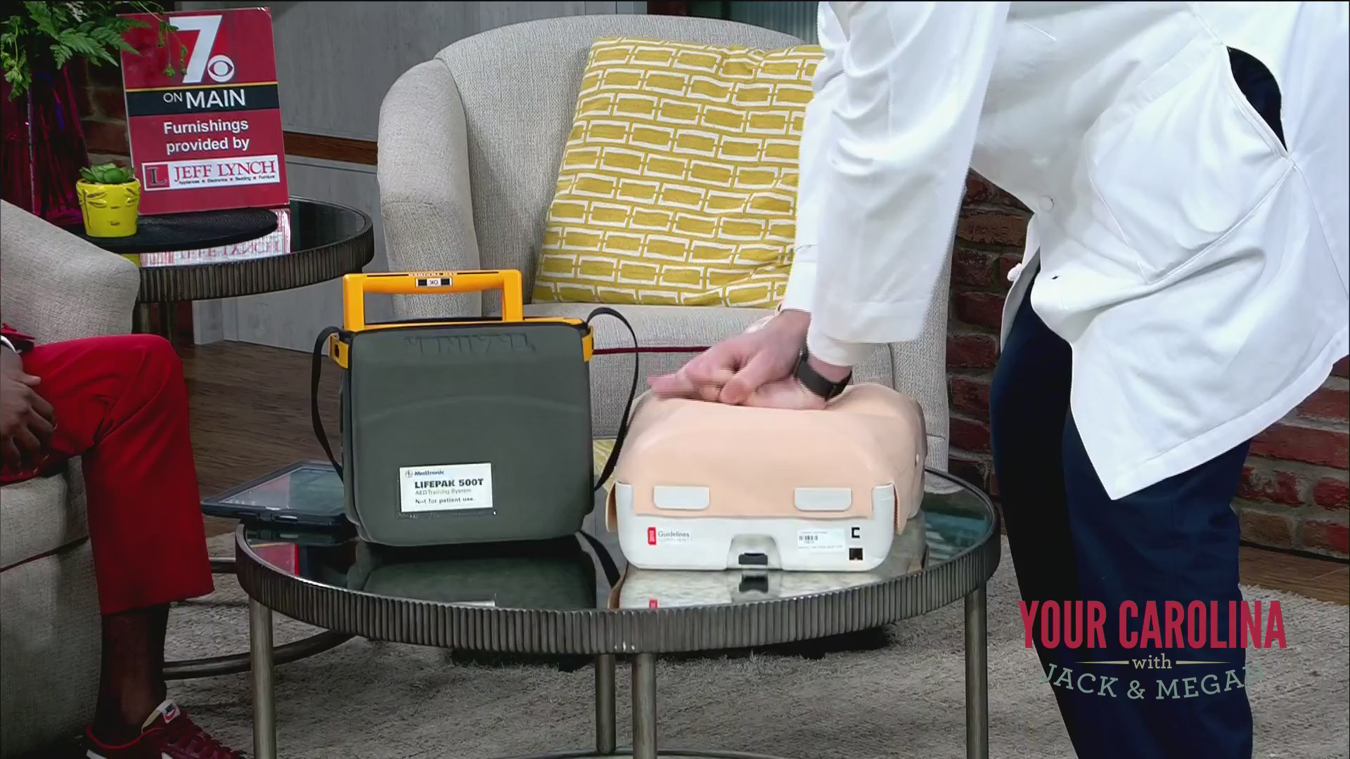 Bon Secours Upstate Cardiology - Sudden Cardiac Arrest
