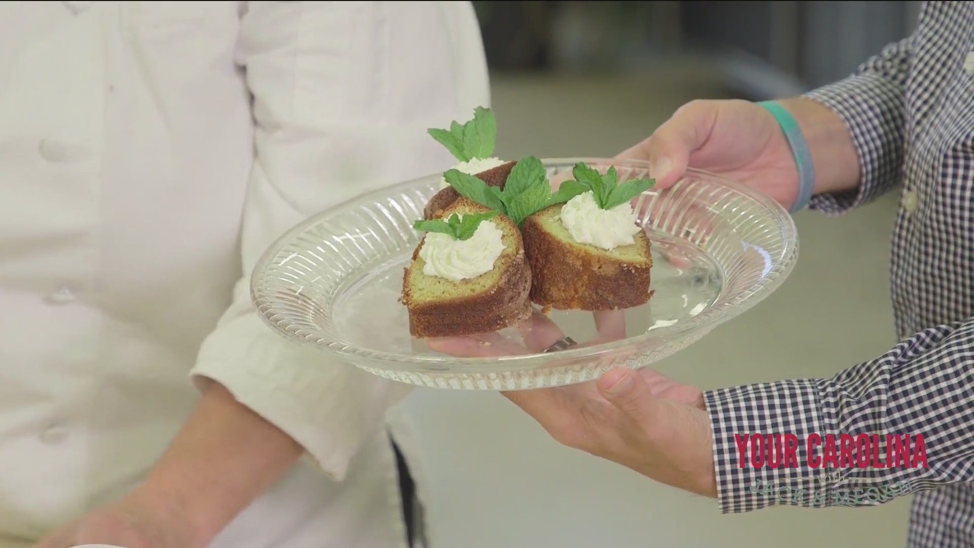 Chef's Kitchen - Sour Cream Coffee Cake