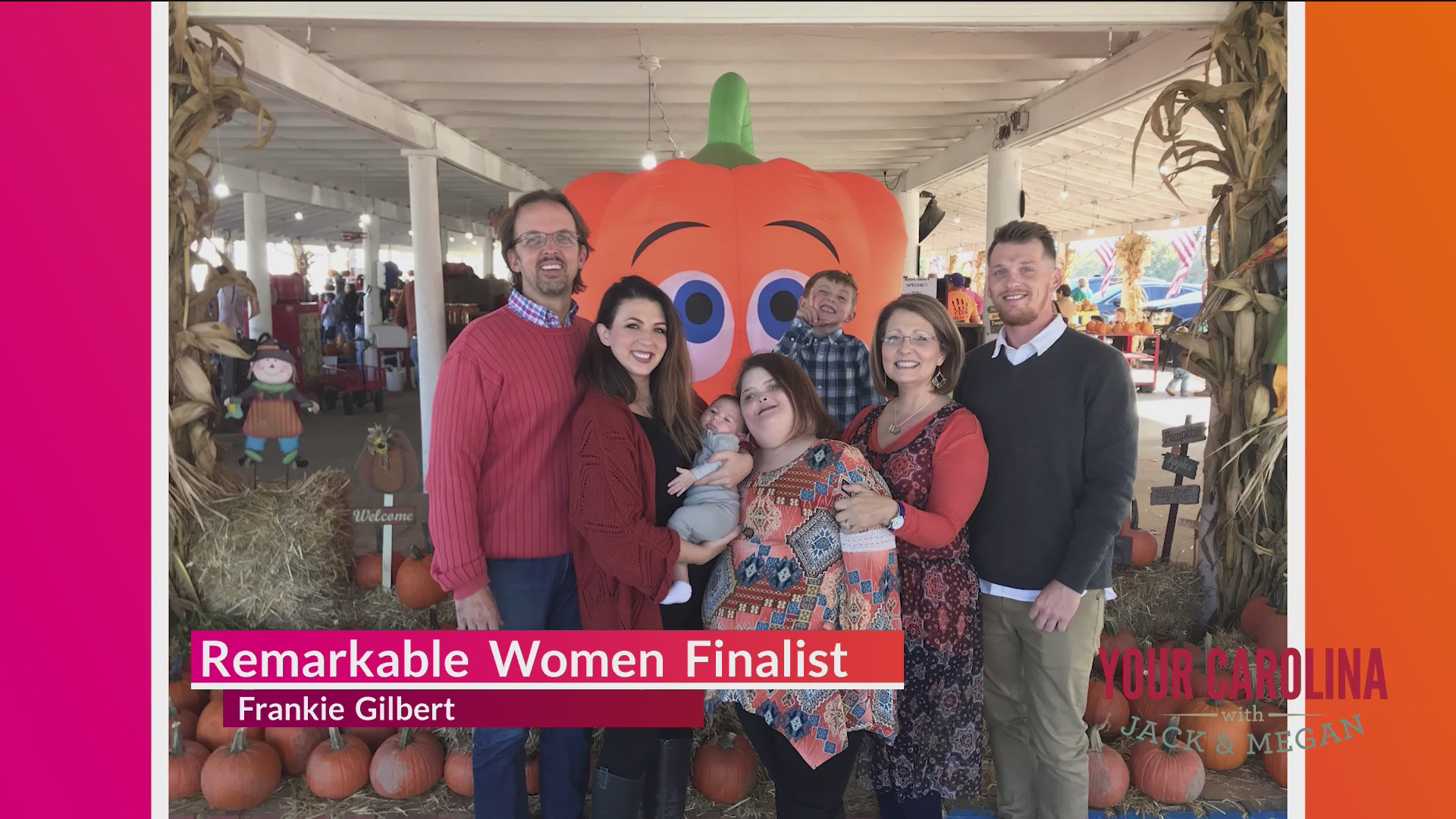 Meet Remarkable Women Finalist Nominee Frankie Gilbert