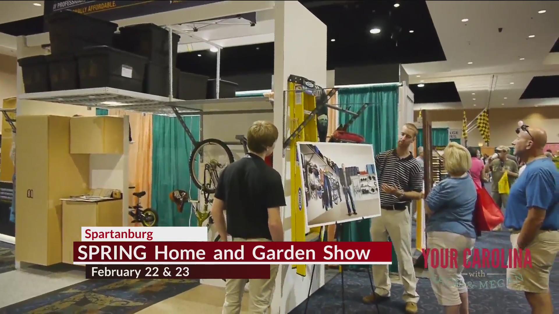 "7th Annual Spartanburg ""SPRING"" Home and Garden Show"