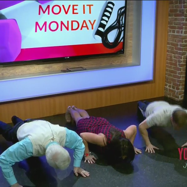 Move It Monday - How To Avoid The New Year Resolution Fall-Off