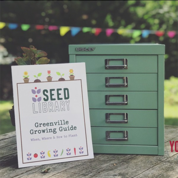 Pop-Up Seed Library