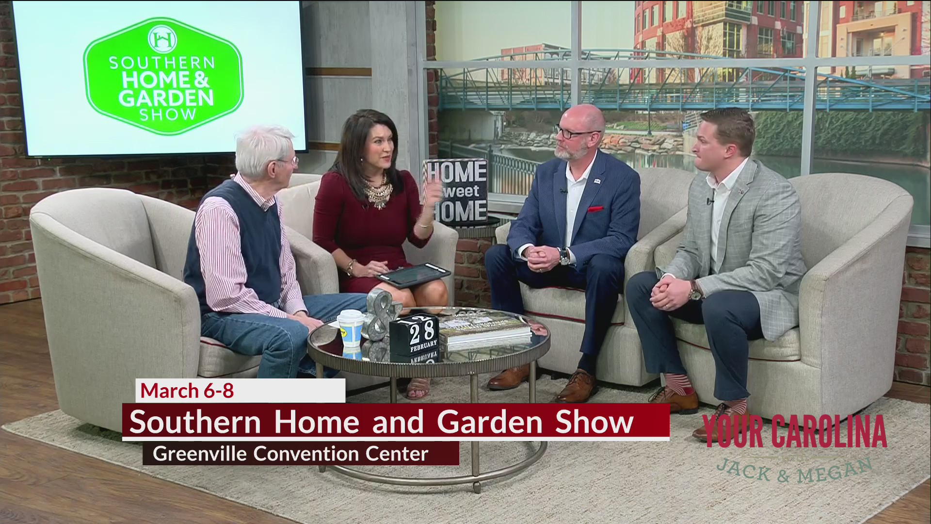 2020 Southern Home and Garden Show