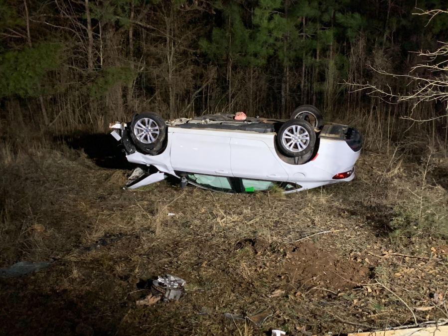 Driver Killed In Single Car Crash In Anderson Co