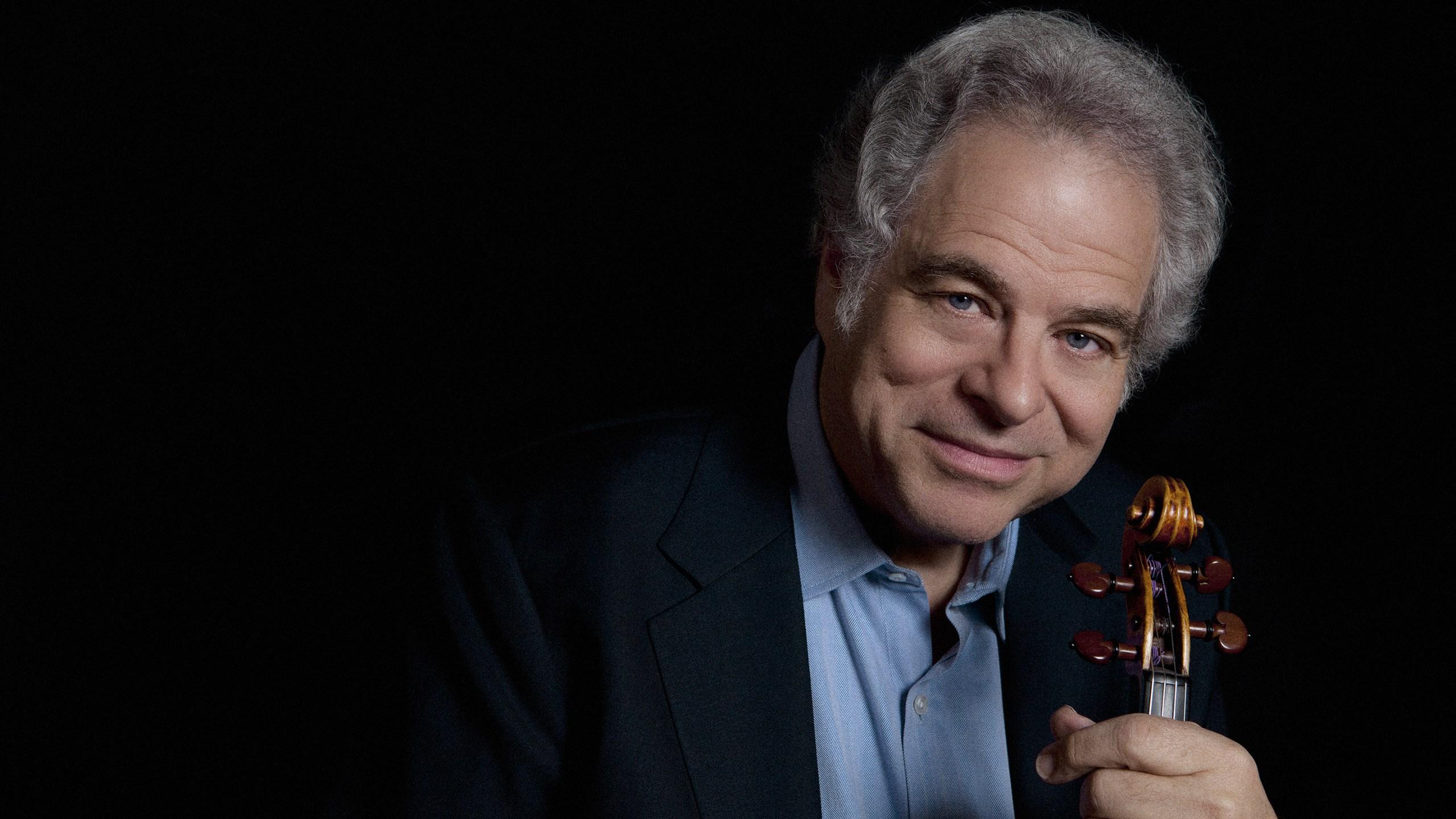 Itzhak Perlman (Photo Credit: Lisa Marie Mazzucco)