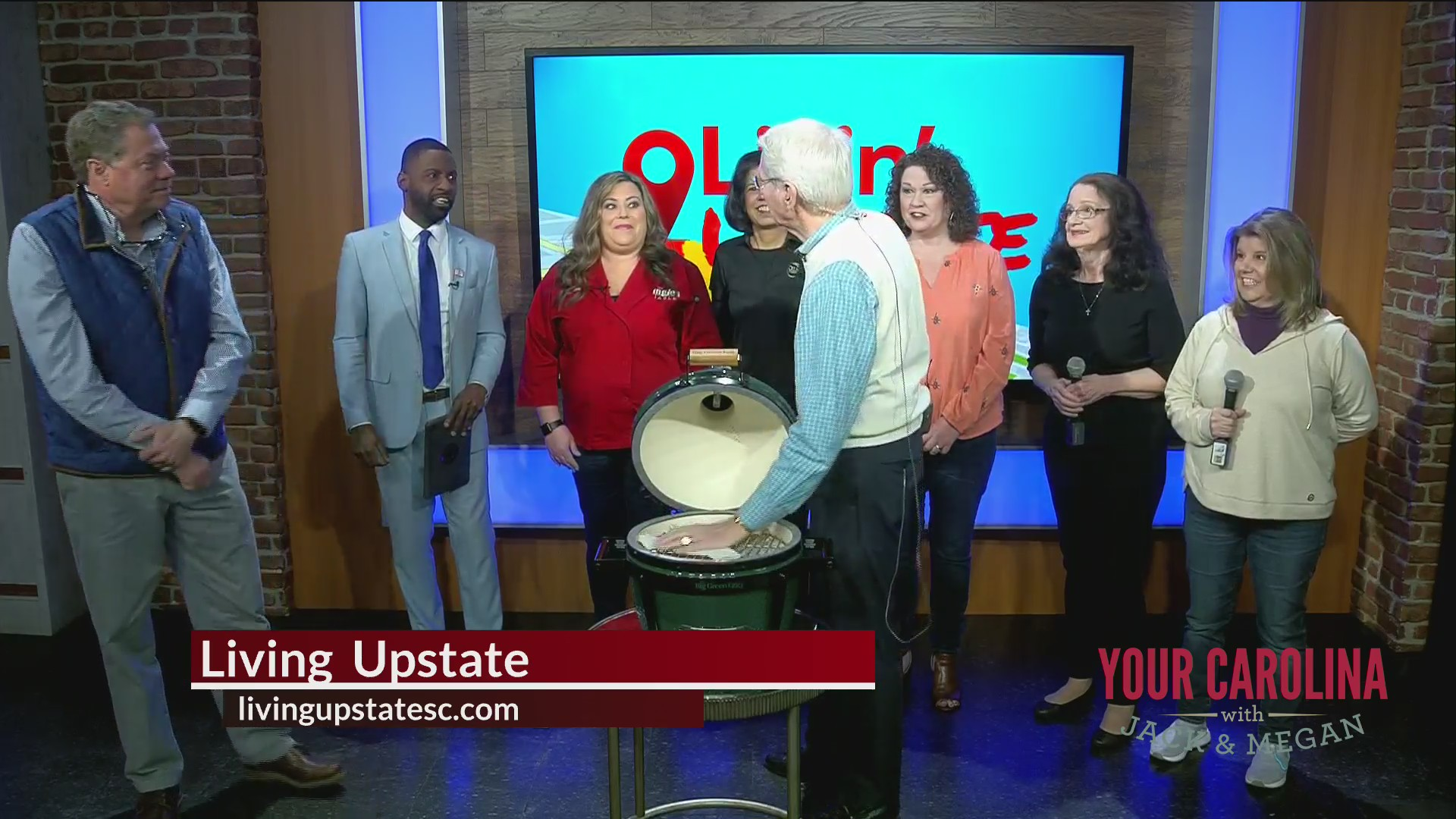 Gail Richards of Chesnee wins Carolina Eats March Hoops Recipe Sweepstakes