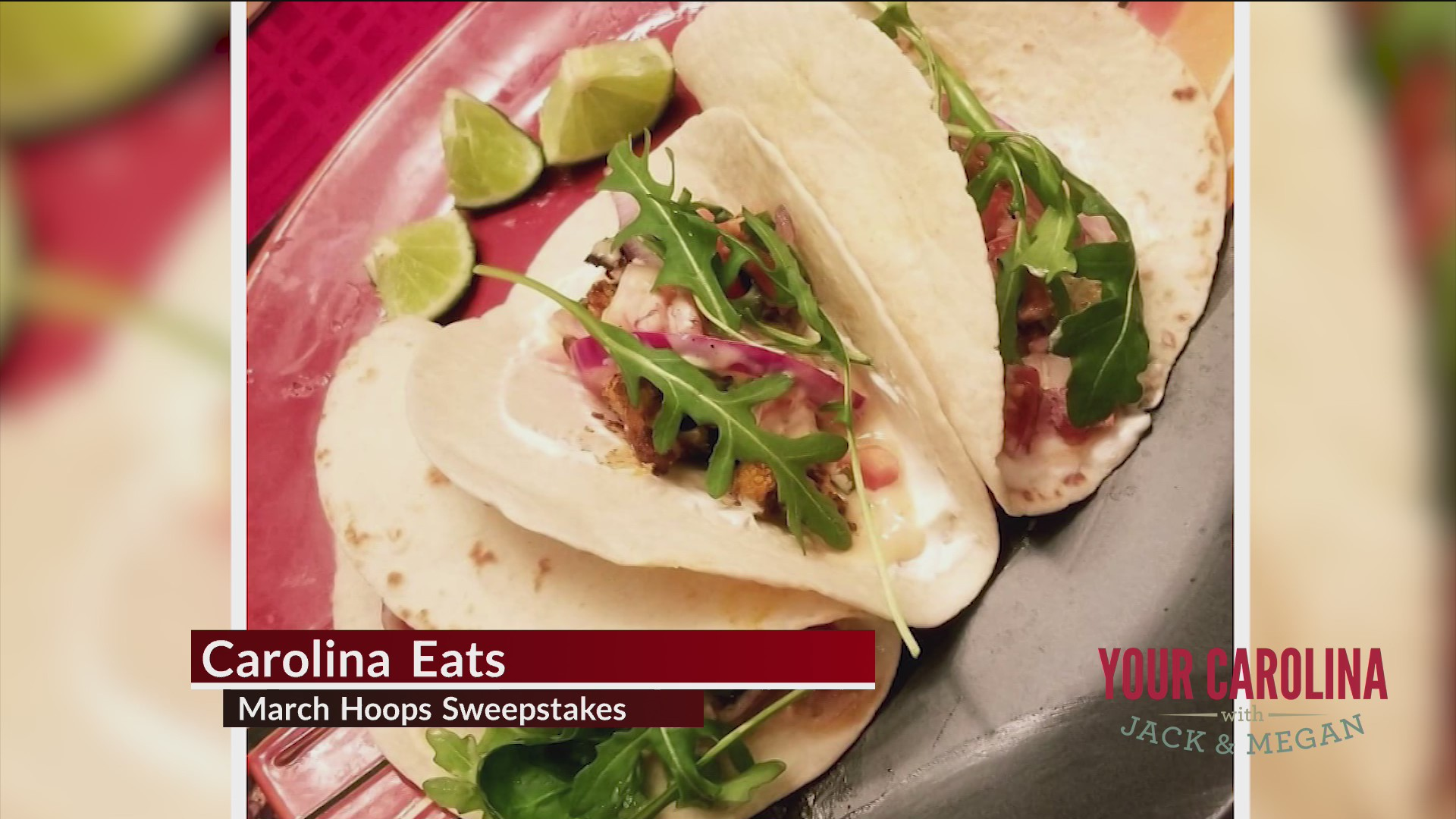 Spicy Roasted Cauli Tacos makes final five in Carolina Eats March Hoops Recipe Sweepstakes presented by Ingles