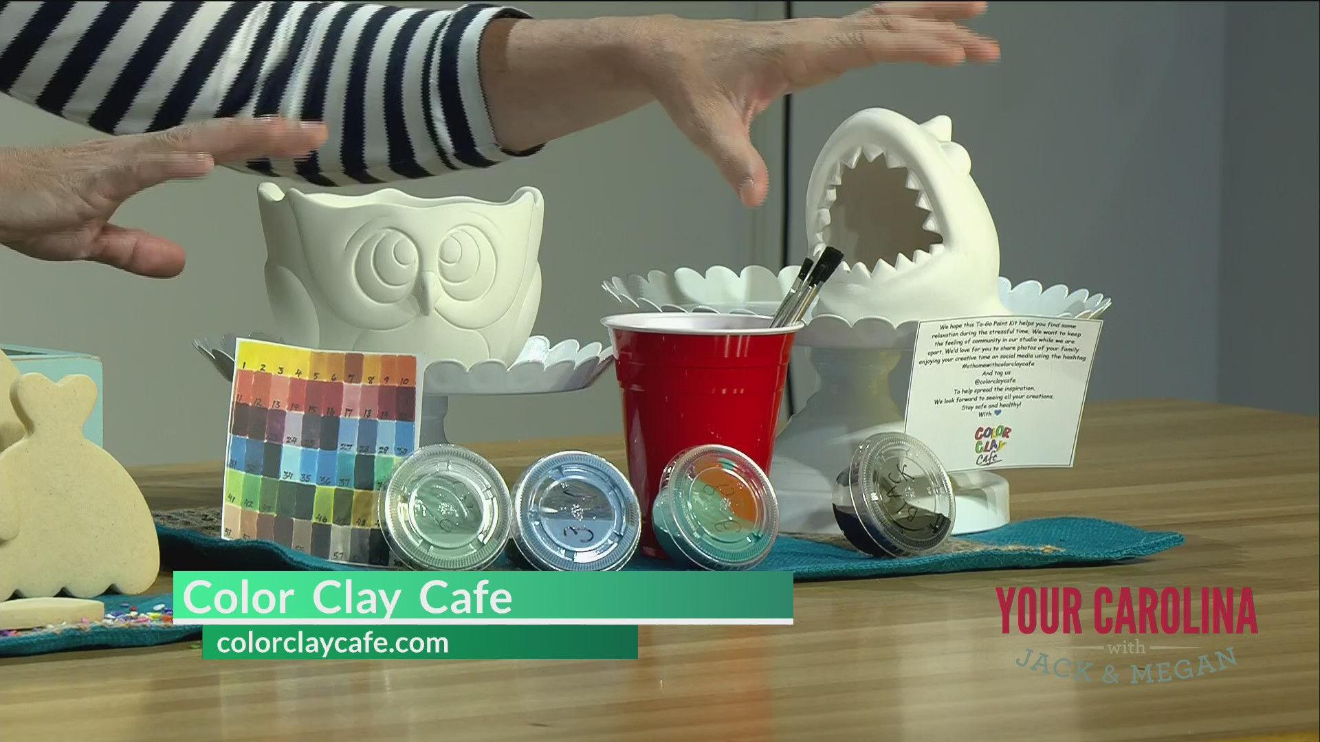 Fun To Go - Crafts and Baking