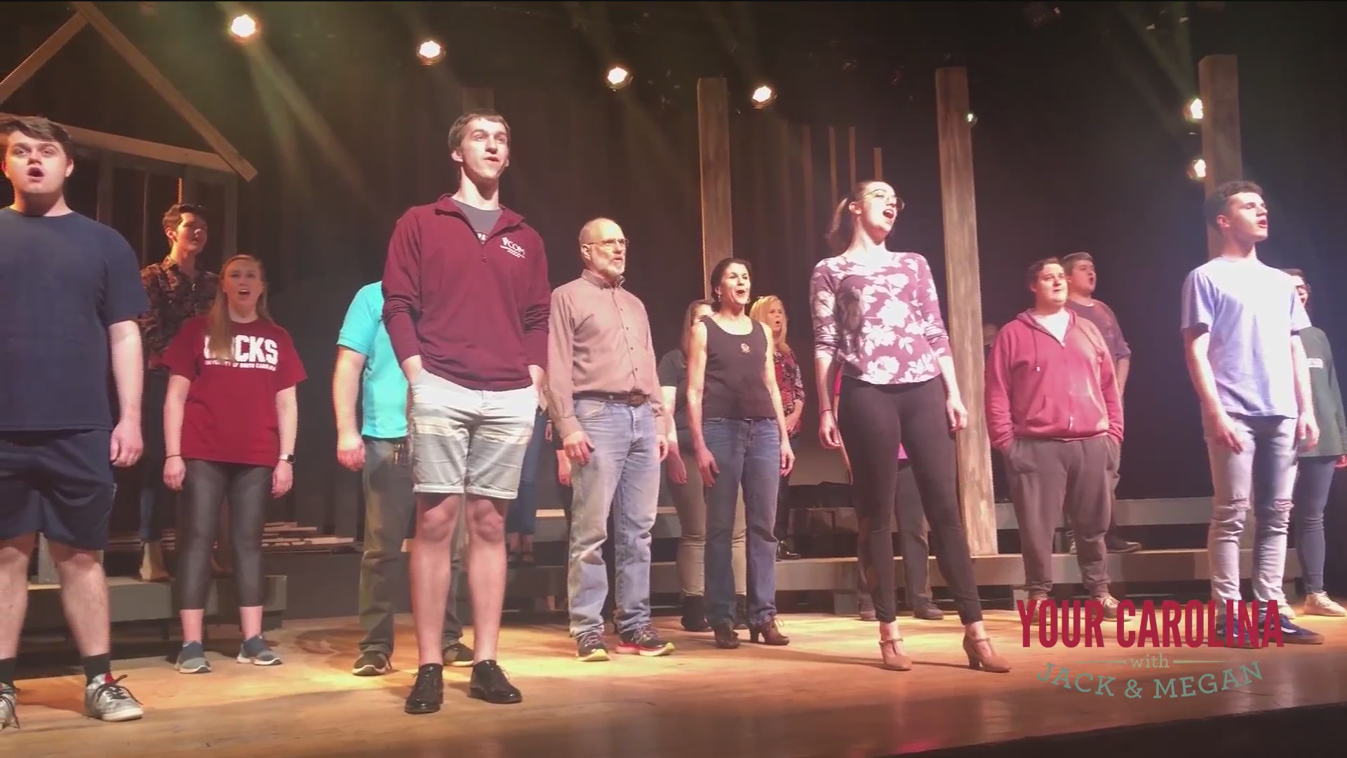 Tryon Little Theater Presents Bright Star