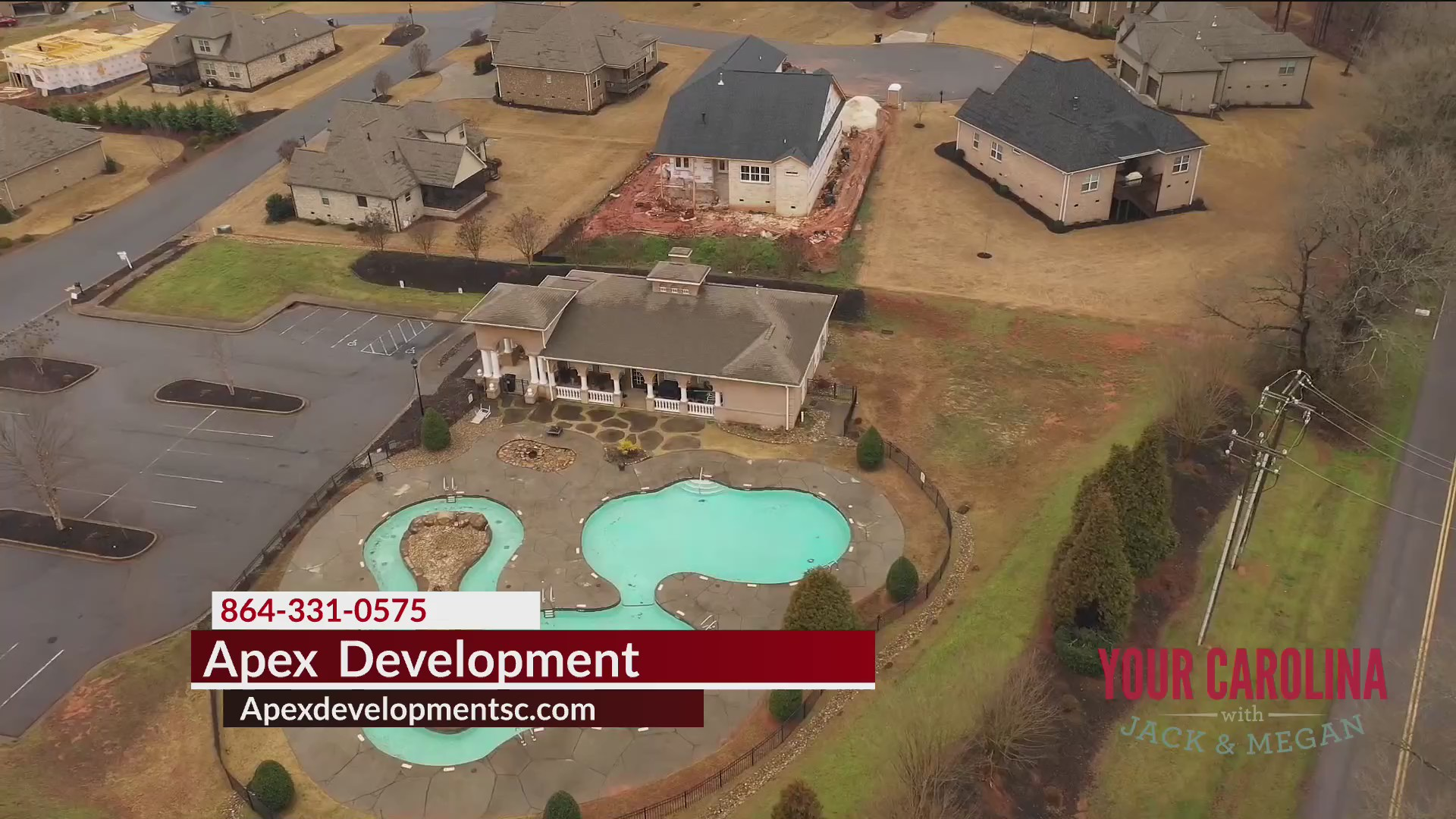 A Look Inside The Tuscany Subdivision By Apex Development