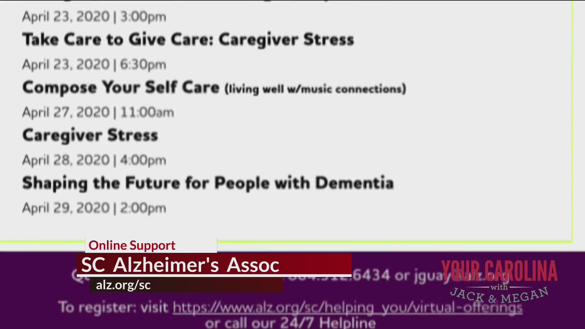 Dealing With Alzheimers And Dementia And Ways To Stay Connected